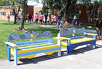 buddybench benches400