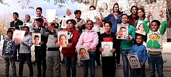 fabg Memory Project IHS and Syrian and Jordan Orphans
