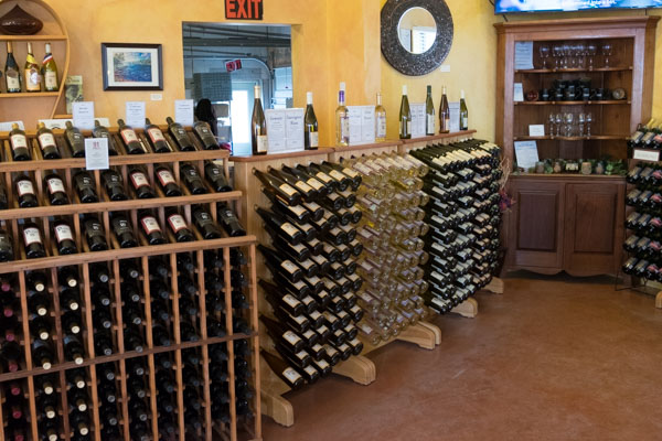 monroe Damiani Wine Cellars 5239