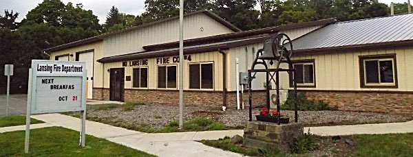 Lansing Fire Station 4