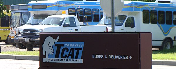 TCAT Considers New Lansing Routes
