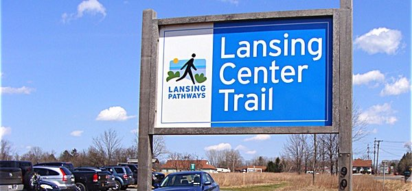 Lansing Center Trail
