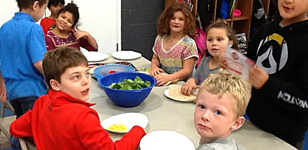 YMCA of Ithaca & Tompkins County After School Meals