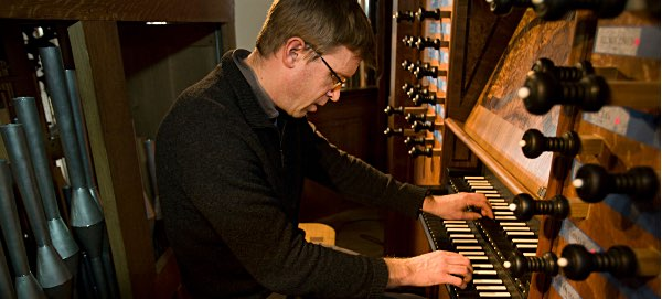 cornellmusic David Yearsley Organ