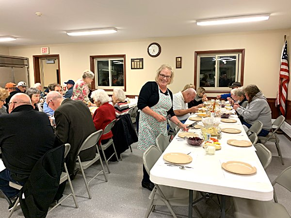 North Lansing Auxiliary Election Day DInner and Supper