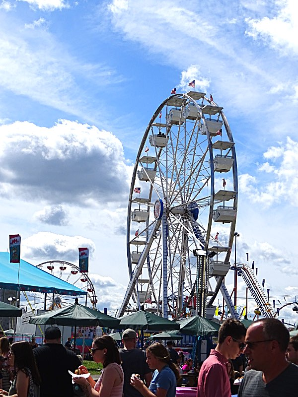 2019 NY State Fair Photo by Karen Veaner